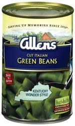 Allens Italian Green Beans