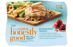 LEAN CUISINE POMEGRANATE CHICKEN