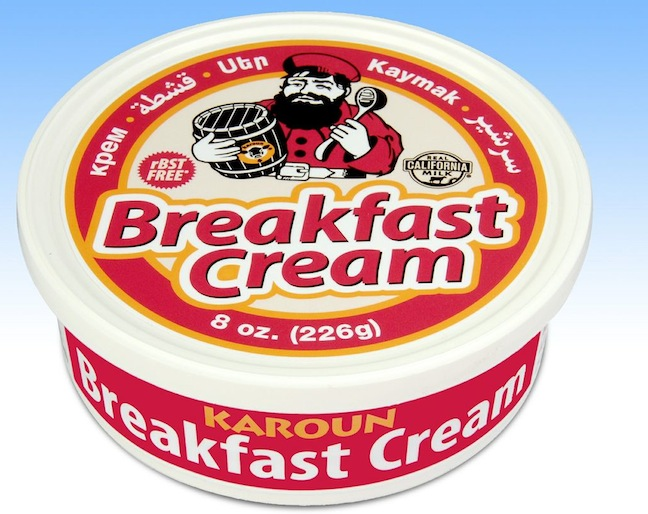 Karoun Breakfast Cream