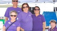 Frieda's team members at Orange County Sugar Beet Festival.