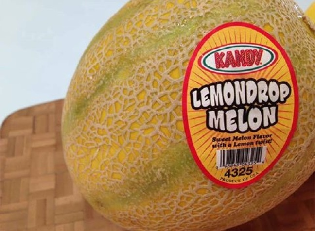 Kandy Lemondrop Melon from Martori Farms