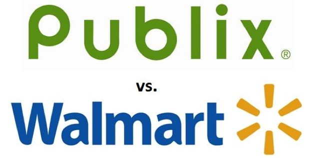 Report: Walmart Says It's Winning Ad War With Publix