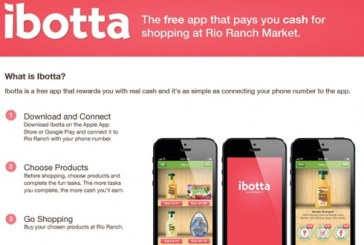 Rio Ranch Partners With Ibotta To Help Shoppers Earn Cash Rewards