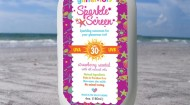 sparkle screen by glitter tots