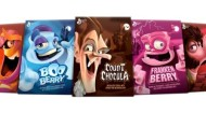 GENERAL MILLS MONSTERS CEREAL