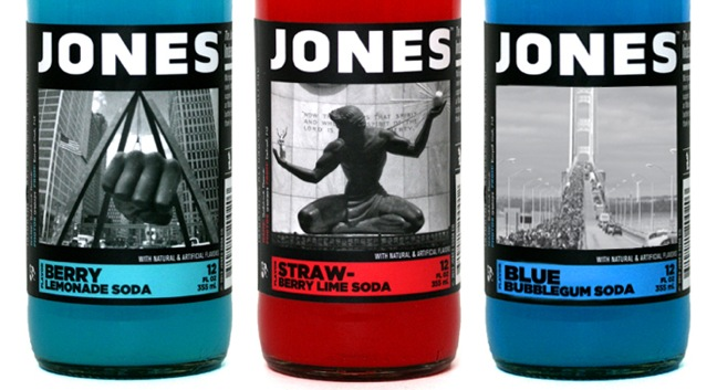 Jones Soda Flavors