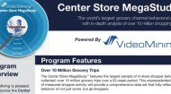 VideoMining grocery program
