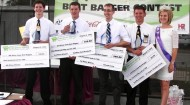 Iowa Best Bagger Contest 2013