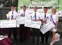Iowa Best Bagger Contest 2013