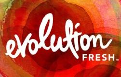Evolution Fresh logo art
