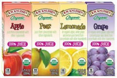 R.W. KNUDSEN FAMILY REDESIGNED JUICE BOXES