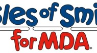 Aisles of Smiles for MDA logo