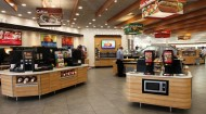 Pilot Flying J store interior