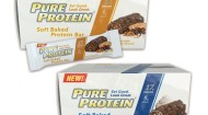 PURE PROTEIN SOFT BAKED BARS