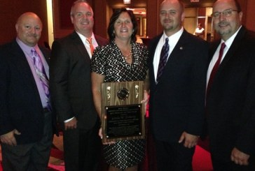 NJFC President Honored As N.J. Weights And Measures Person Of The Year