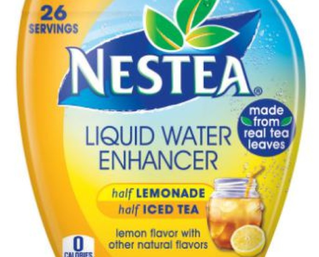 Nestea Iced Tea Introducing Liquid Water Enhancers
