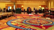 GMDC showcase floor