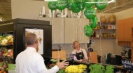 Hy-Vee Iowa grand opening