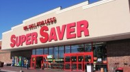 Super Saver store front