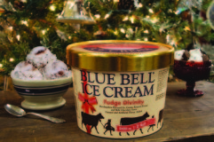 Blue Bell Fudge Divinity