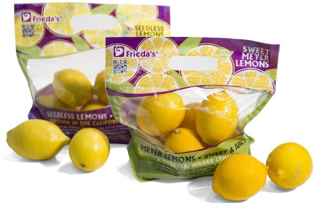 Frieda's Specialty Lemon Bags