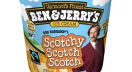 Ben & Jerry's Scotchy Scotch Scotch