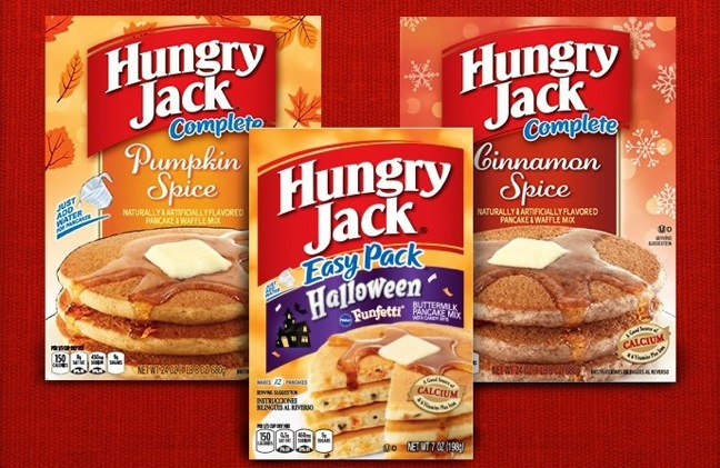 Hungry jack rolls out new seasonal waffle and pancake mix varieties hungry jack seasonal varieties ccuart Gallery