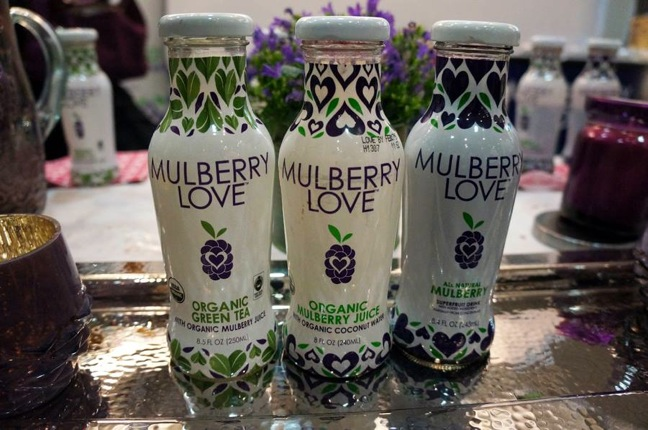 Mulberry Love juices