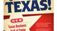 H-E-B Hall of Fame thanks image