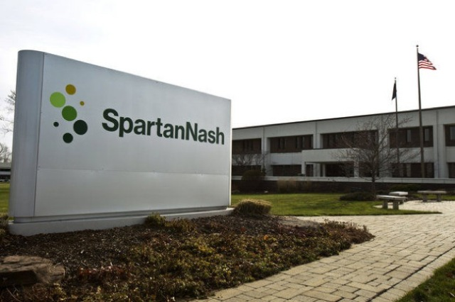 SpartanNash sign