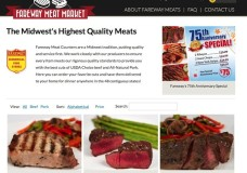 Fareway Meat Market website