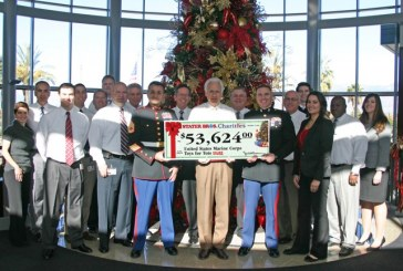 Stater Bros. Charities Donates $53K To Toys For Tots