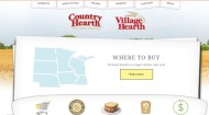 Country Hearth website