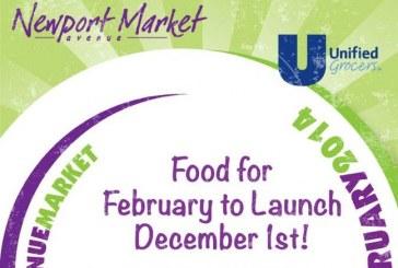 Newport Avenue Hosting Food For February Fundraiser Through Dec. 31