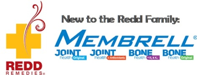 Redd Remedies and Membrell brands