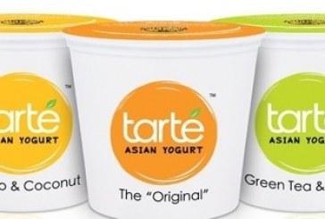Tarté Asian Yogurt Hits Shelves
