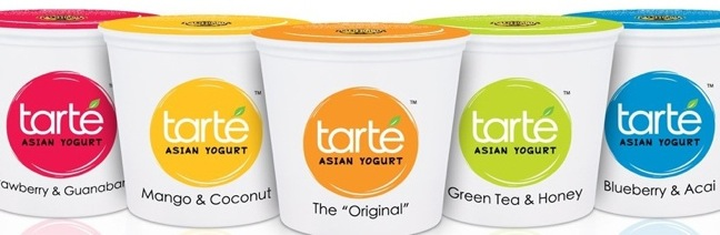 Tarte Asian Yogurt
