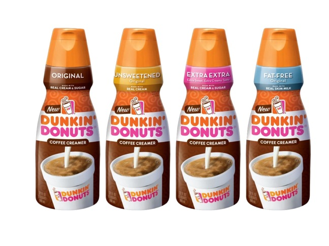 http://www.theshelbyreport.com/2014/01/21/dunkin-donuts-whitewave-to-introduce-dunkin-coffee-creamers-at-grocery/