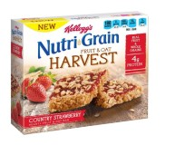 KELLOGG COMPANY NUTRI-GRAIN FRUIT & OAT