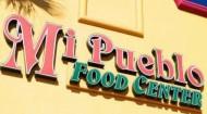 Mi Pueblo signage