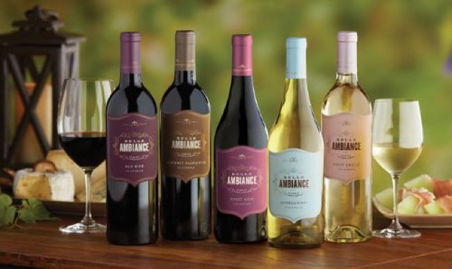 DELICATO FAMILY VINEYARDS WINE COLLECTION