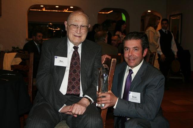 Oscar Gonzalez and Ben Schwartz