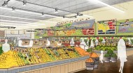 FRESH THYME FARMERS MARKETS RENDERING
