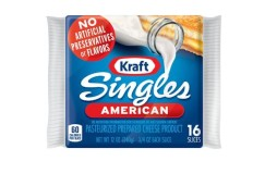 Kraft Cheese Removes Artificial Preservatives From Singles