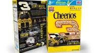 limited edition Cheerios box