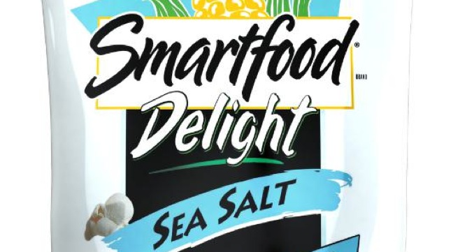 FRITO-LAY NORTH AMERICA SMARTFOOD DELIGHT SEA SALT