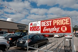 Rouses exterior