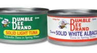 Bumble Bee Foods' Heritage cans