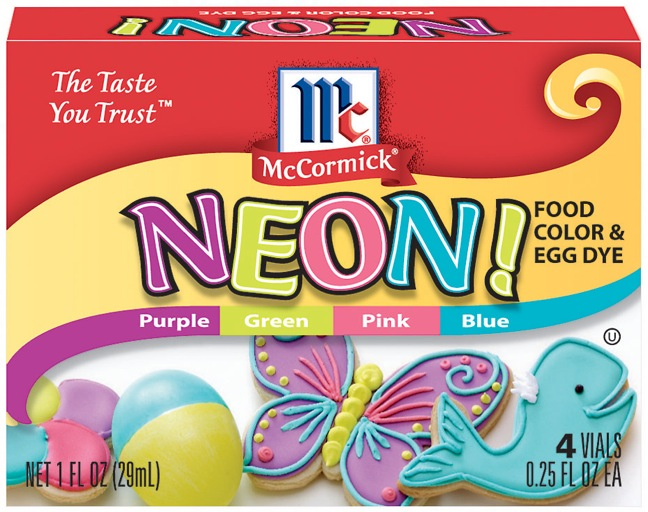 McCormick Offers New Color Palettes, Dyeing Techniques For Easter