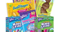 Nestle Easter products